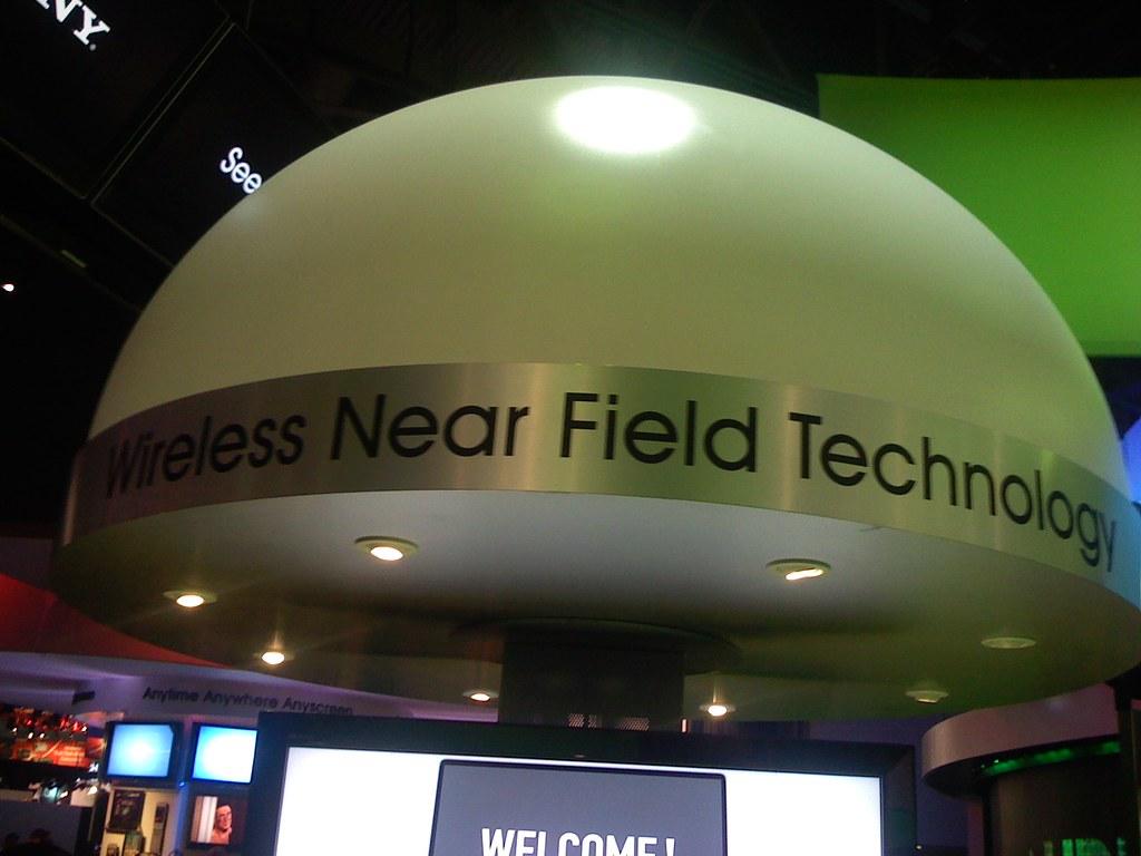 Sony's Near Field Wireless Technology