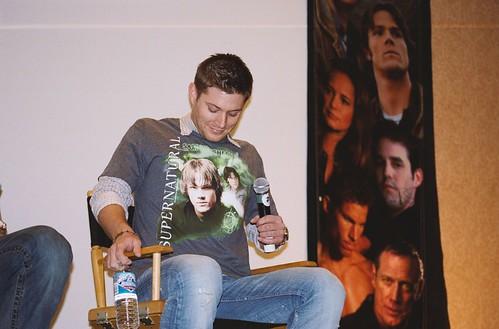 jensen ackles supernatural. Jensen Ackles Chicago