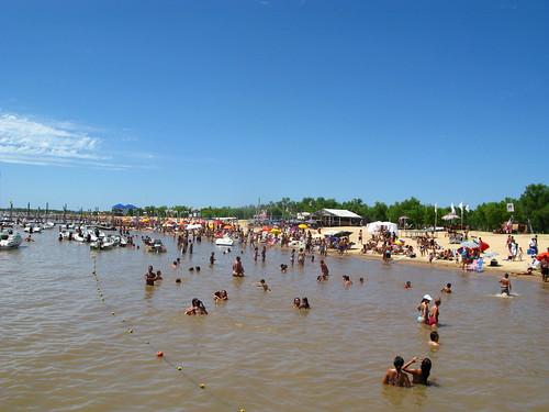 El rio Parana