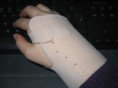 wrist brace