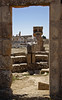 Temple de Demèter i Core, àgora de Cirene