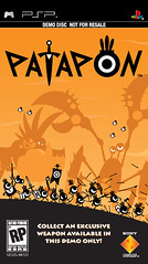 Patapon demo cover