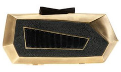 R & Y Augousti Shagreen Minaudiere at Barneys New York :  bag r and y augousti augousti shagreen