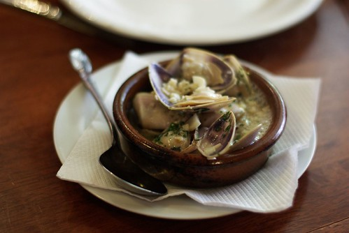 La Marina restaurant, Shellharbour: Pippies