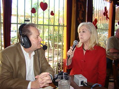 "Calvin Brown with Virginia Grace Green - Houston Business Show Live Broadcast at ""El Tiempo"" Restaurant (StealthMarketer) Tags: foxnews jennifercolon universityofhouston kevinprice mikealexander jimoneill andyvaladez stevelevine houstonneighborhoods marketingdynamics bauercollegeofbusiness houstonrealestatetoday carolebaker houstonbusinessshow houstonbusiness businessradio robbieadair donaldleonard virginiagrace joestiles johodell"