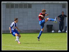 "Espanyol 1 Barcelona 0 <a style=""margin-left:10px; font-size:0.8em;"" href=""http://www.flickr.com/photos/23459935@N06/2244070395/"" target=""_blank"">@flickr</a>"