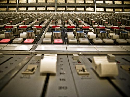 mixer recording