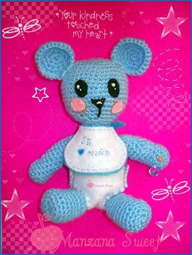 Ted Baby el Osito Feliz