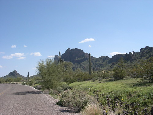 Picacho Peak hike