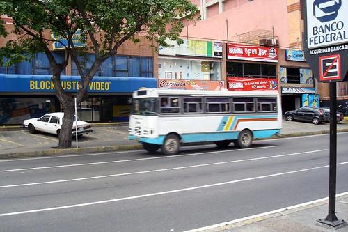 Avenida Principal de Las Mercedes / Las Mercedes Main Avenue