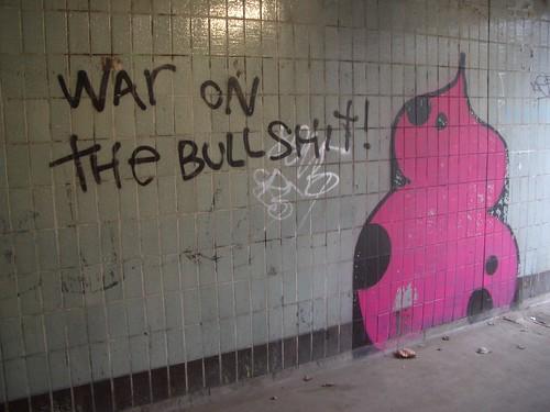 War On The Big Pink Bullshit!
