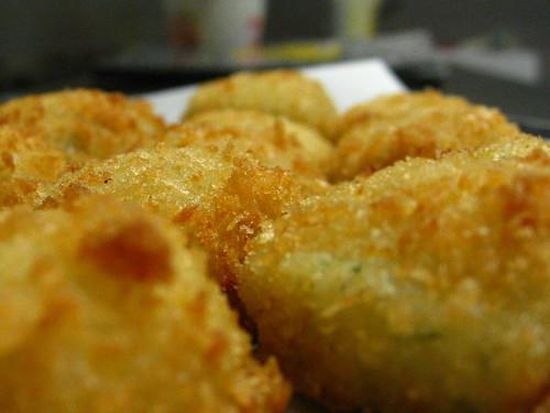 fish croquette