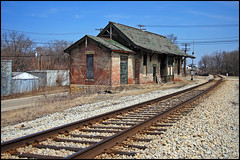 The Old Wilmington Station
