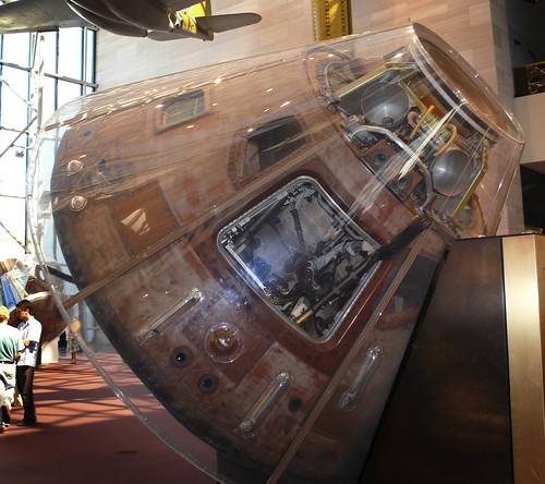 Apollo 11 Command Module, National Air+Space Museum ...
