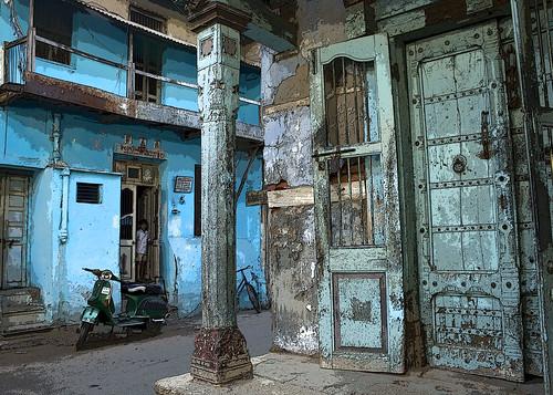 Rotoscope ahmedabad old city