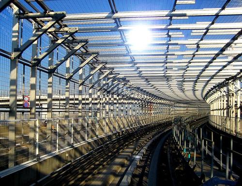 Tokyo Monorail to Odaiba