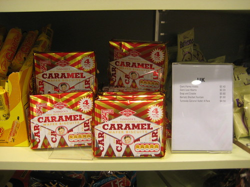Tunnocks Caramel Wafers in Sydney