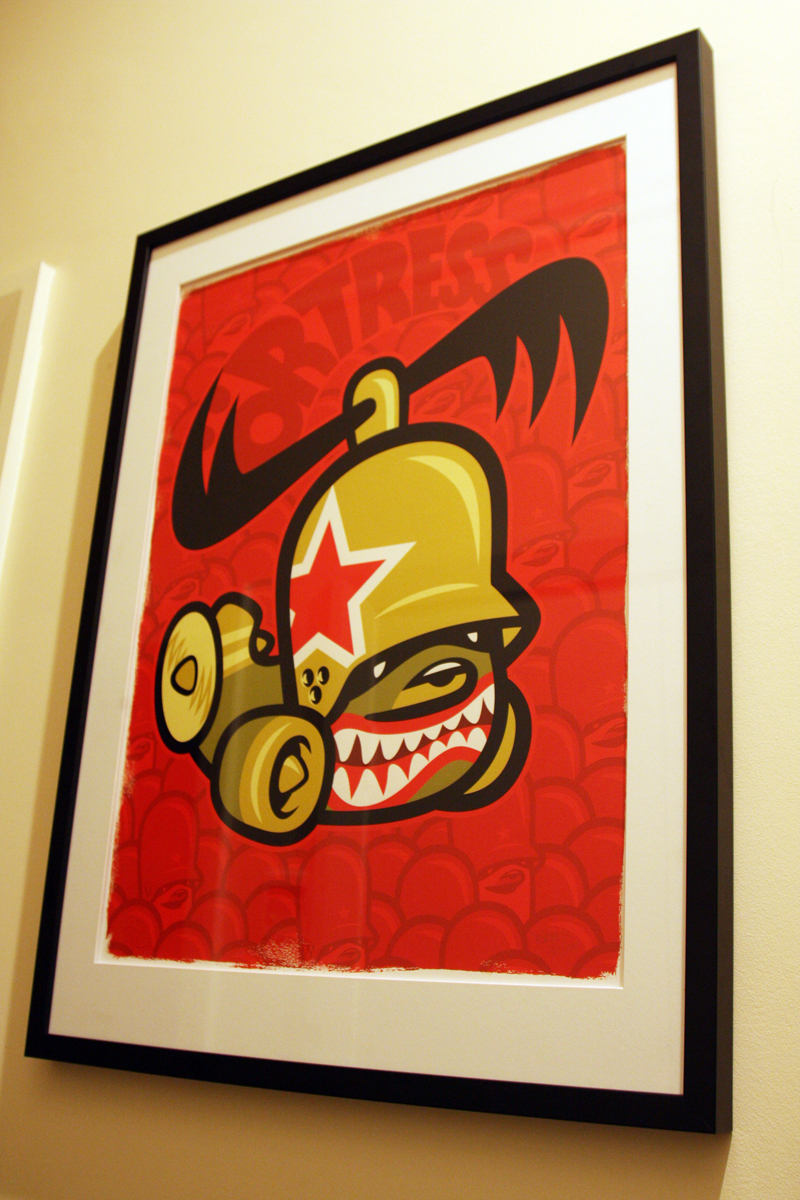 [Graff / Toiles / Stickers] FLYING FORTRESS 2785965409_ff8095ed0c_o