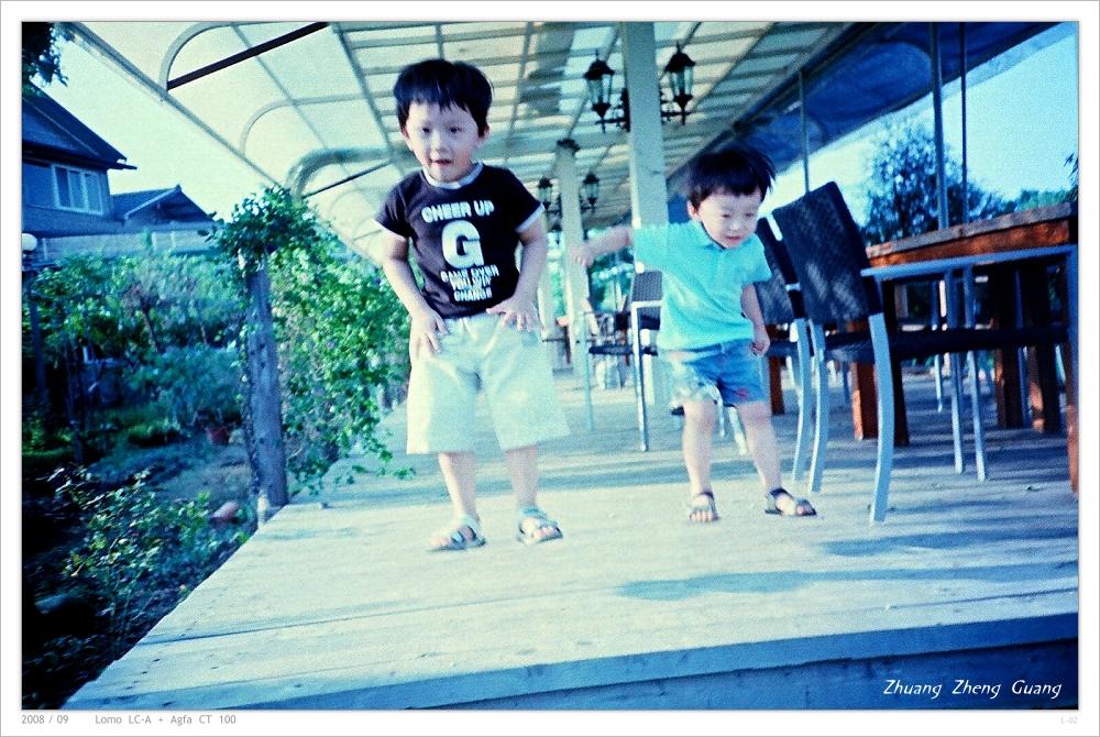 [爲了摸彩]  my boy (2008)