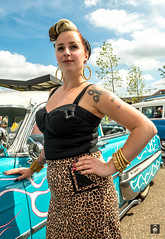 Rockabella Daphe (@FTW FoToWillem) Tags: tat tattoo tatoe tattooed tattoogirl girl girls girltattooed scraperscc beachbumbonanza breda car carmeet carshow carmeeting auto automotive automeeting automeet autoday model modella modell rockabella rockabilly ftw fotowillem willemvernooy kvinde kvinna kvinne wanita nainen stelpa gadis woman meid babe ragazza noia pige pinup portret portrait portreto pose knabino mujer female femme femeie kona kone flicka bombshell nederland noordbrabant dirtysledscc gal