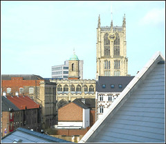 Rooftop View .. (** Janets Photos **) Tags: uk hull cities church minster rooftopviews
