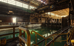 Forge Lunaire (Left in the Lurch) Tags: urbex forge lunaire industry abandoned