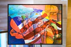 20170208-BlackHistoryGallery-05 (cityoflasvegasPIO) Tags: art chambergallery cityhall gallery lasvegas nevada painting vegas sylvester collier