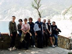 Foto di gruppo a Monterosso (berelena) Tags: 5terre
