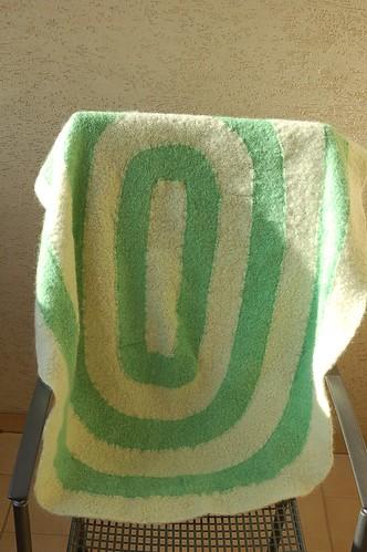 Amish rug/blanket