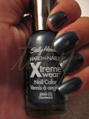 Sally Hansen Gunmetal