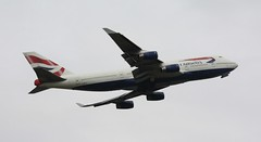 British Airways B747 G-BNLE (sohvimus) Tags: london airplane heathrow aircraft airplanes aeroplane boeing britishairways boeing747 747 jumbojet aeroplanes lhr hatton b747 lontoo vliegtuig oneworld boeing747400 tw14 londonheathrow egll speedbird lentokone boeing747436 gbnle