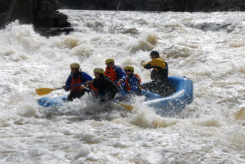 Public Matters - Concord River Rafting
