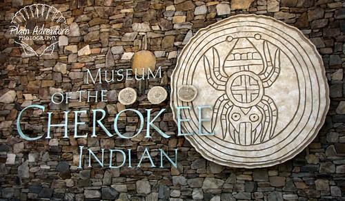 Museum of the Cherokee Sign watermark
