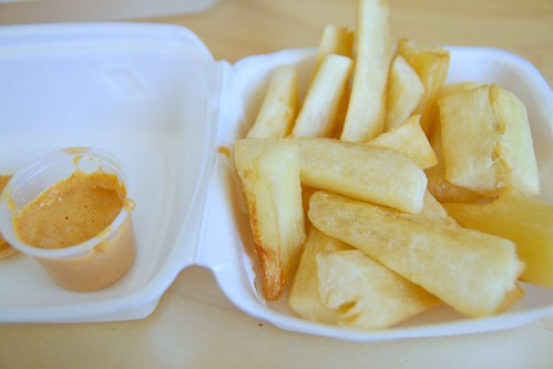 Big D's Yucca Fries