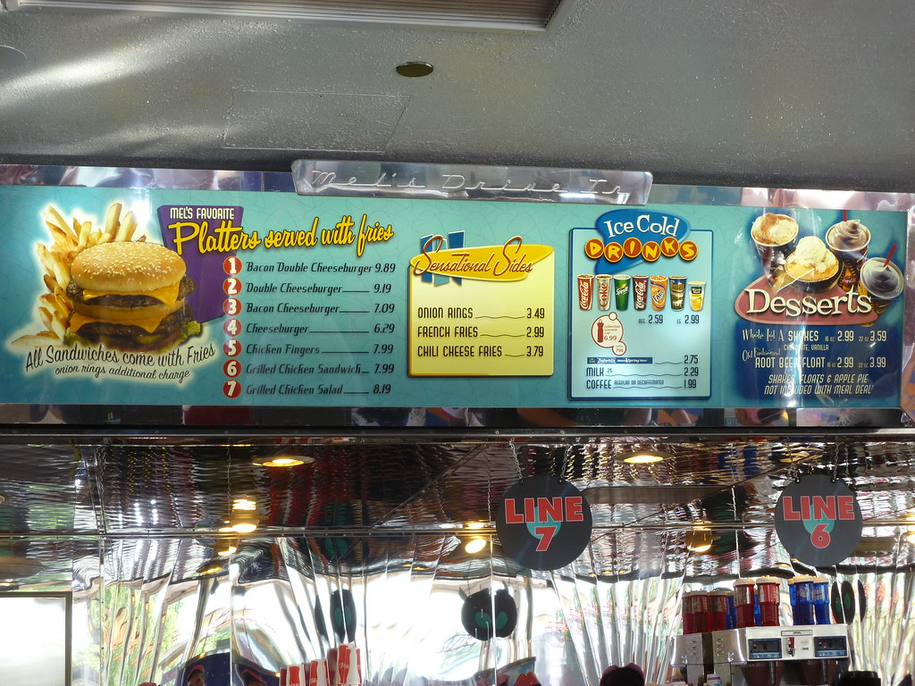 Where To Eat At Universal Orlando Including Menus