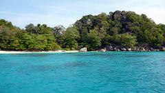 Honeymoon Bay on Similan Island #4, Thailand (_takau99) Tags: ocean trip travel blue sea vacation holiday beach nature water topv111 thailand island lumix islands topv555 topv333 marine asia southeastasia honeymoon indian topv1111 indianocean topv444 123 topv222 panasonic thai tropical april phuket similan khaolak 2007 andaman andamansea honeymoonbay similanislands topf5 fx30 similanisland 123nature takau99 123landscape edive dmcfx30