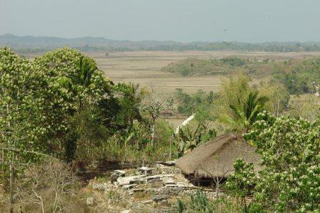 view from Makatakeri