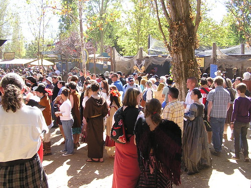 Faire Crowd