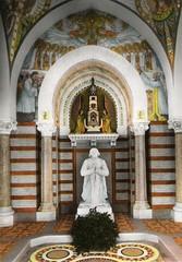 Ars (Ain) Chapelle du Coeur