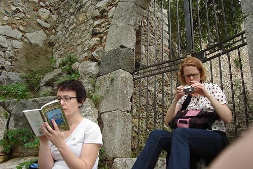Dismay and Confusion, Castello Saraceno, Taormina Sicily