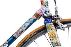 Jatzeks Fixie-3 (tetedelacourse) Tags: studio singlespeed fixed fixie fahrrad briefmarken tetedelacourse
