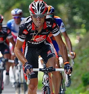 Tour de Francia 2008. Ciclismo