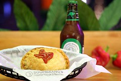 Boomerang's Gourmet Veggie & Meat Pies