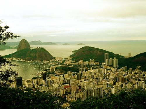 Brazilian heatwave part two