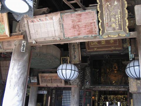 長谷寺-礼堂