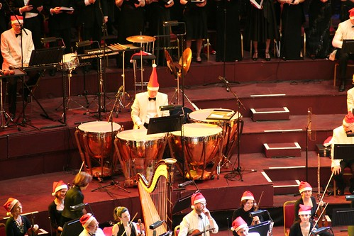 London - The Royal Albert Hall - Christmas Carols 9