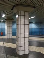 Cologne Subway station: Rudolfsplatz (f3lx) Tags: station underground subway cologne ubahn rudolfsplatz