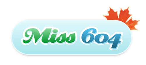 New Miss604.com Logo