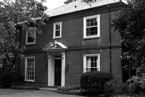 Dinsmoor House, 1936