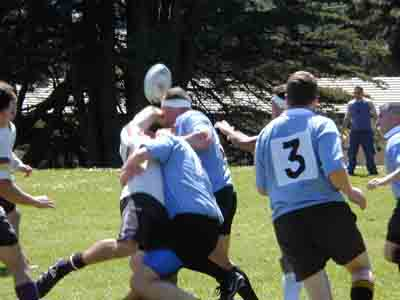 SFFog FHWeb - First Ever Match SF Fog April 2001